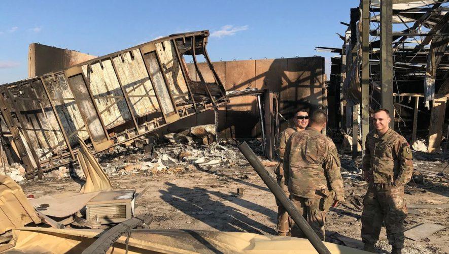 American Troops Were Injured in Jan. 8 Iran Missile Attack