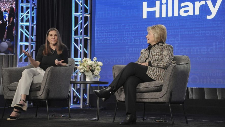 Hillary Clinton to Dems: 'Vote for the person you think is most likely to win'