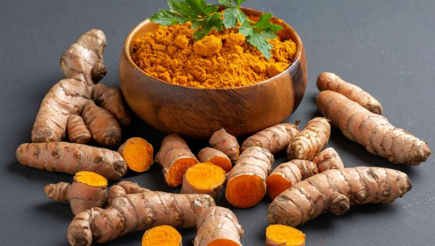 Does turmeric have anticancer properties?
