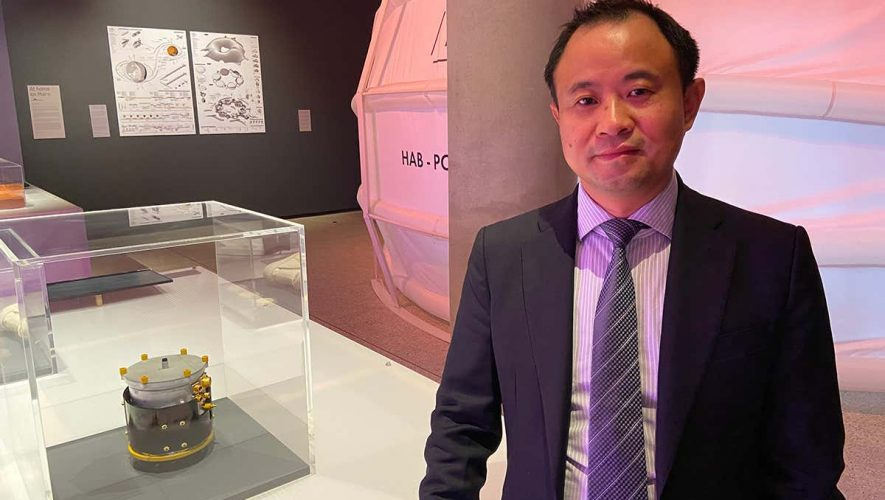 Chinese Chang'e 4 engineer explains how to garden on the moon
