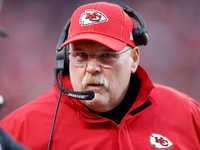 Andy Reid not pondering SB triumph: 'Not how I roll'