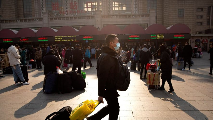 Coronavirus Kills Third Person, Spreads to South Korea and More Chinese Cities