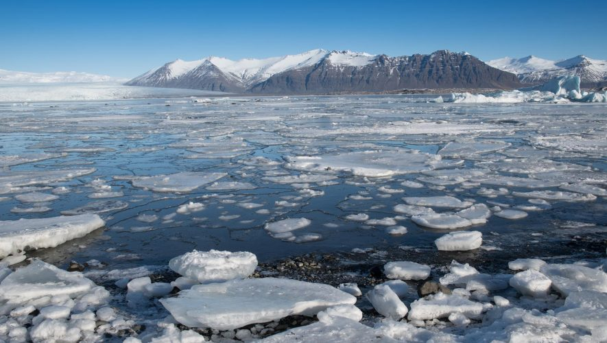 CFCs responsible for half of Arctic sea-ice loss – Chemistry World