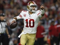 49ers to wear white jerseys, gold pants at Super Bowl