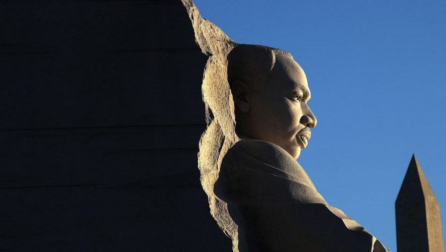 A Day of Service to Honor Martin Luther King Jr., in Photos