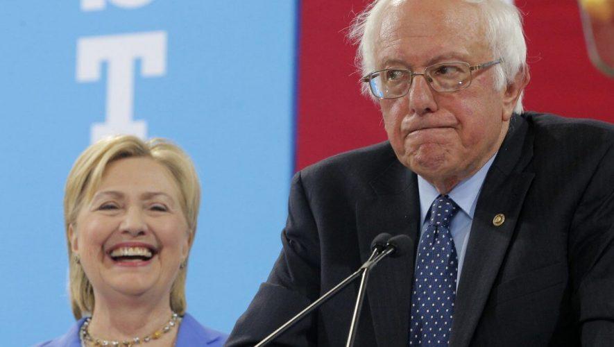 Clinton's Inevitable Bernie Sanders Endorsement Will Be Gloriously Awkward