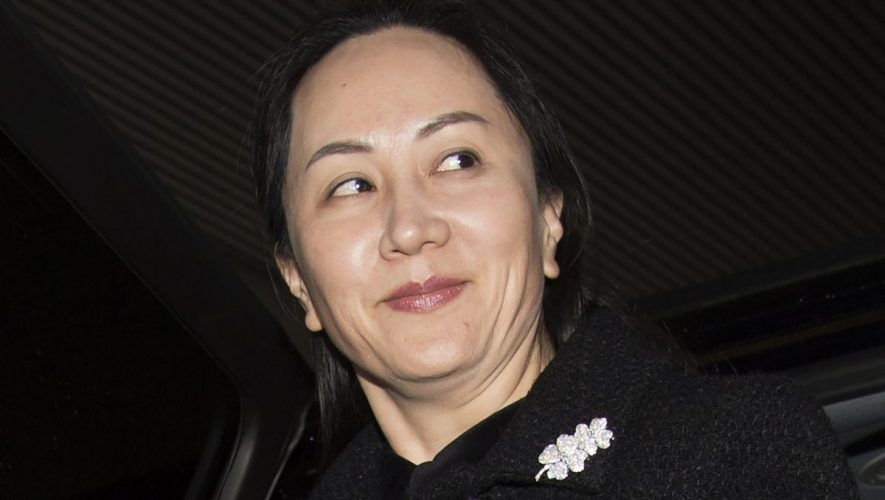 Huawei's CFO Faces U.S. Extradition as War for 5G Dominance Intensifies
