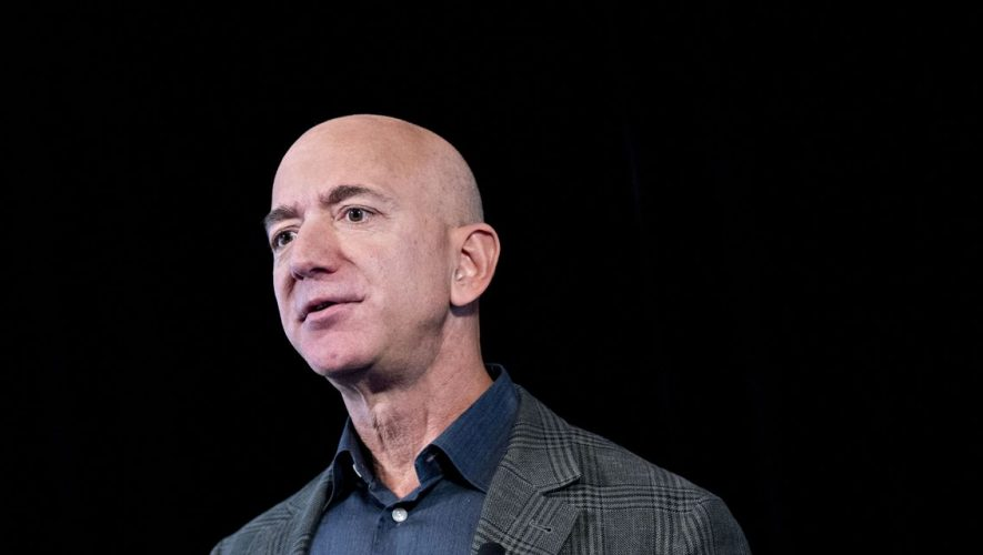 Bezos' Phone Was Likely Hacked by Chat Account Linked to Saudi Prince, Audit Finds