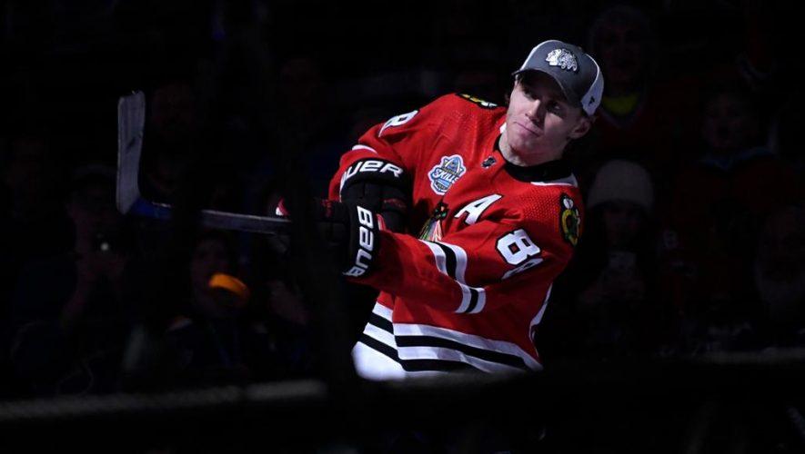 Kane wins shooting stars at All-Star Skills