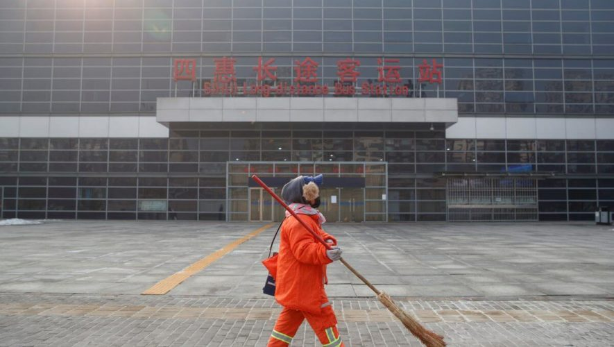 China's Economy on the Brink as Coronavirus Fears Intensify