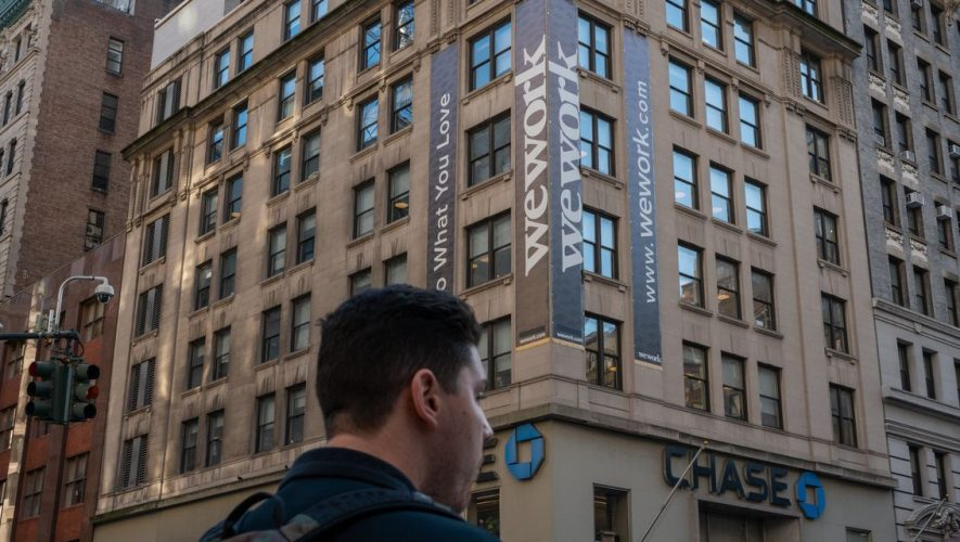 After WeWork, Real-Estate Startups Rethink Pursuit of Fast Growth
