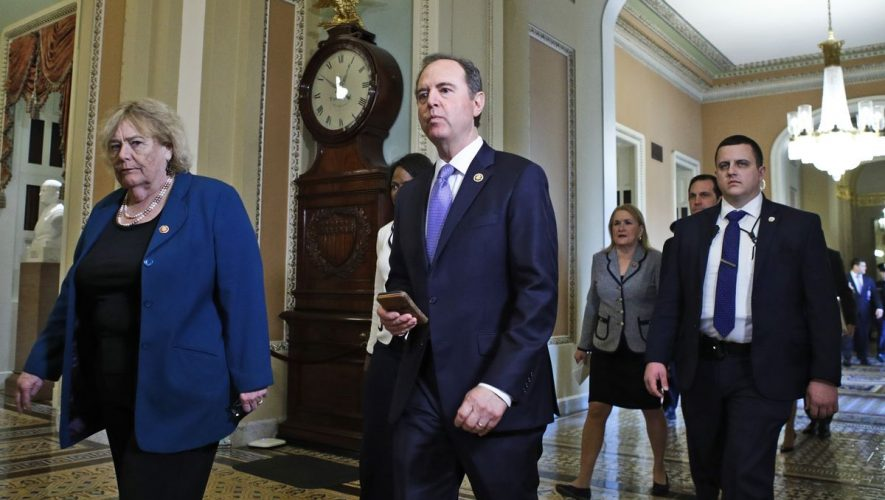 2020 election dominates impeachment trial