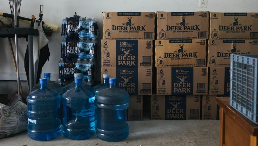 The Philadelphia Suburbs Where Many Don't Drink the Water