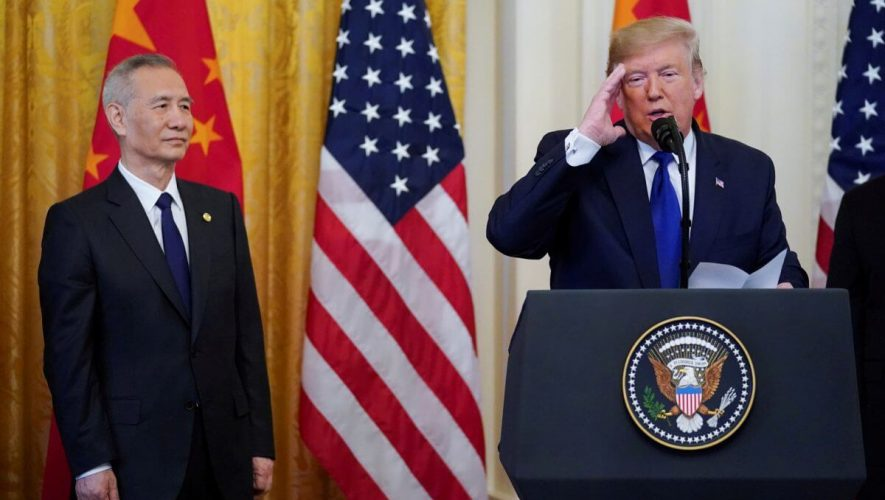 Is Trump Helping China in a Coronavirus Cover Up?
