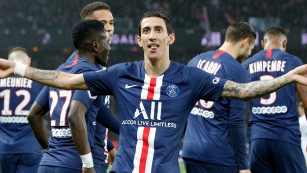Paris St-Germain 4-2 Lyon: Fernando Marcal nets comedy own goal