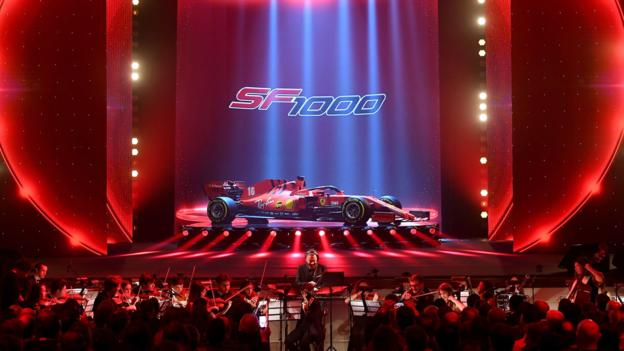 Ferrari F1 2020 launch: A grandiose launch for the SF1000 but can Ferrari stop Mercedes?