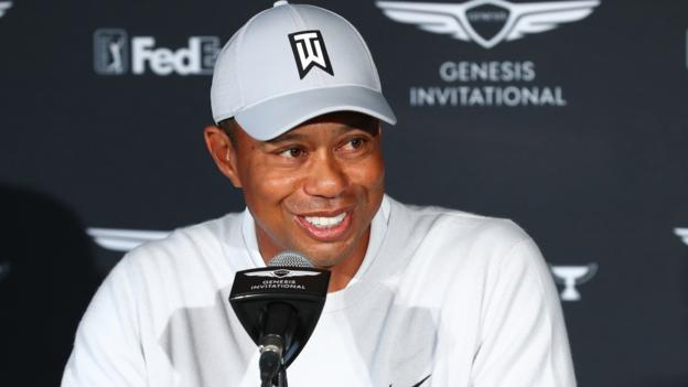 Tiger Woods: Premier Golf League approaches former world number one
