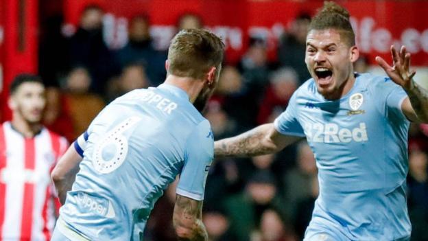 Brentford 1-1 Leeds United: Goalkeeping errors see promotion rivals share spoils