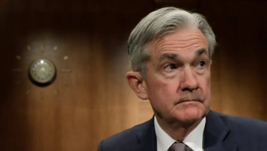 Fed Chair Jerome Powell Just Admitted the U.S. Economy Is Screwed