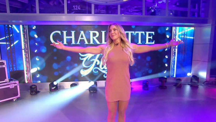 Charlotte Flair's advice to Simone Johnson, The Rock's daughter, on joining WWE: 'You have to block out the noise' | WWE BACKSTAGE (VIDEO)