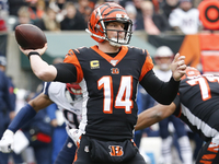 Bengals willing to work with Andy Dalton on trade