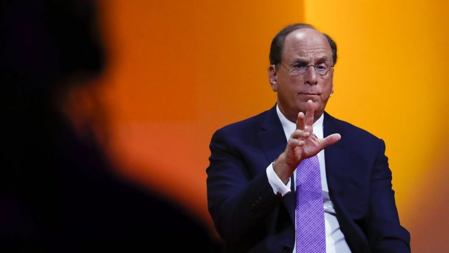 BlackRock Cashes Out Crisis Bet to Expand Charitable Arm
