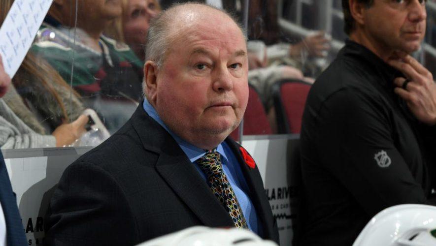 Boudreau fired as Wild coach