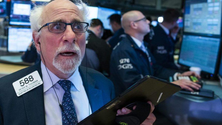 Dow Futures Plummet as Coronavirus Forces Shock Apple Announcement
