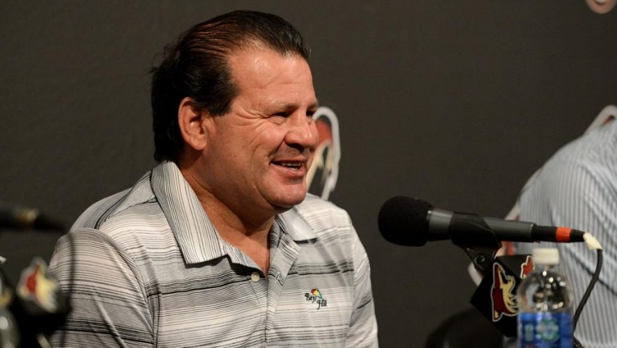 Five Questions with Mike Eruzione