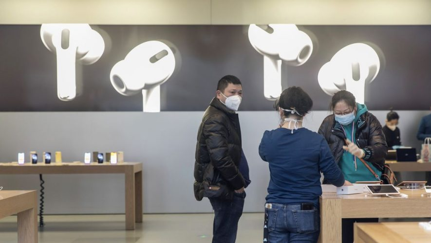 Apple to Fall Short of Projected Revenue Due to Coronavirus