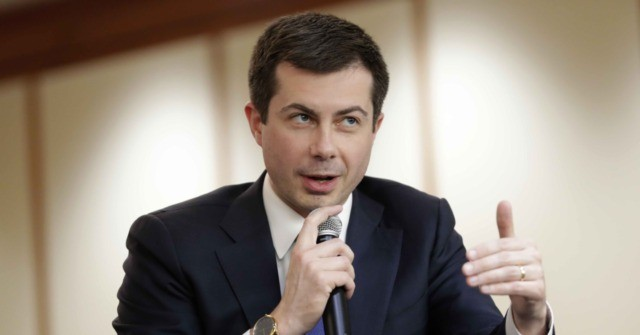 Pete Buttigieg Warns Black Law Students at UNLV: White Supremacy Could 'Totally Destroy the American Project'