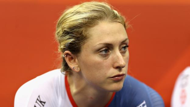 Laura Kenny opts against shoulder operation to ride at World Championships