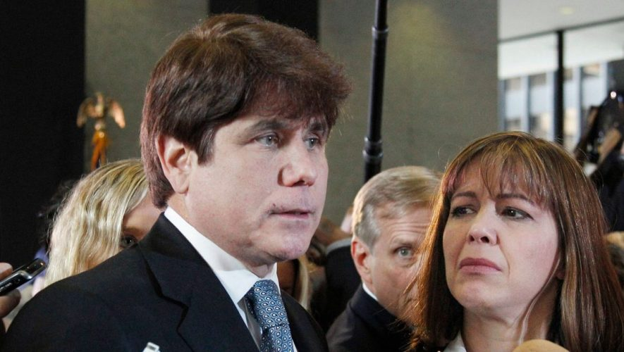 Trump Commutes Sentence of Rod Blagojevich, Pardons Michael Milken