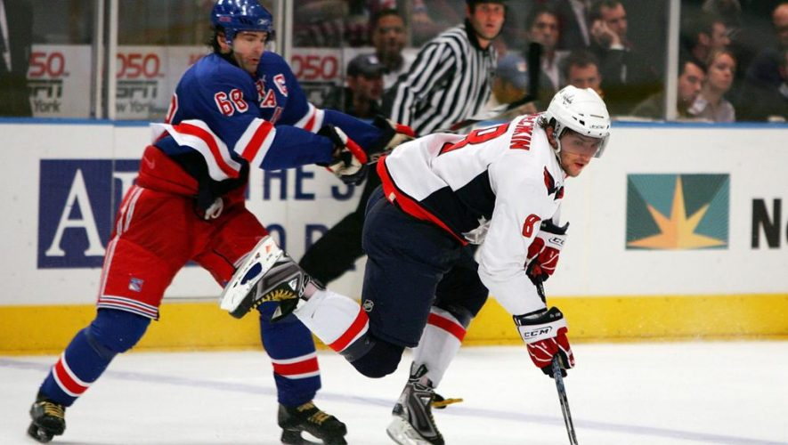 Ovechkin will break Gretzky's goals record, Jagr says