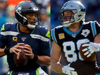 Pete Carroll excited by potential of Wilson-Olsen threat