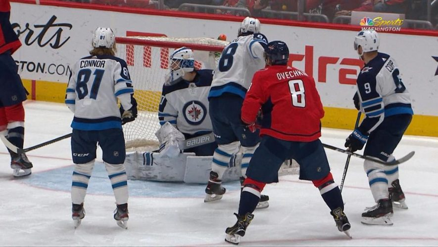 Capitals recover, defeat Jets in Kovalchuk debut