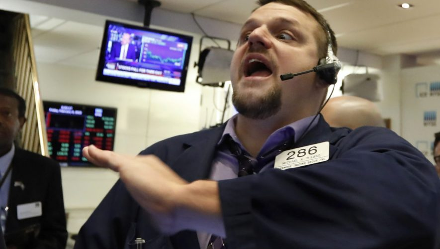 The Dow Is Surging – But Analysts Warn It's Just a 'Dead Cat Bounce'