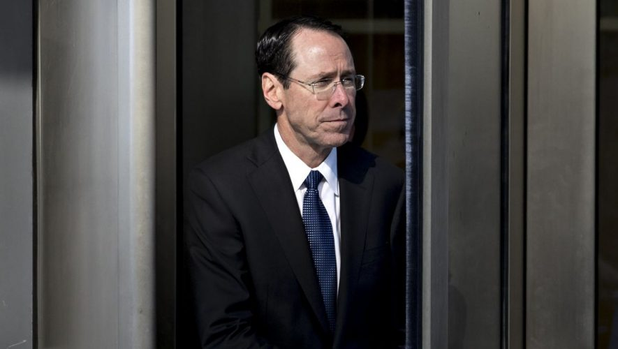 AT&T Cooperates With Justice Department in Google Probe