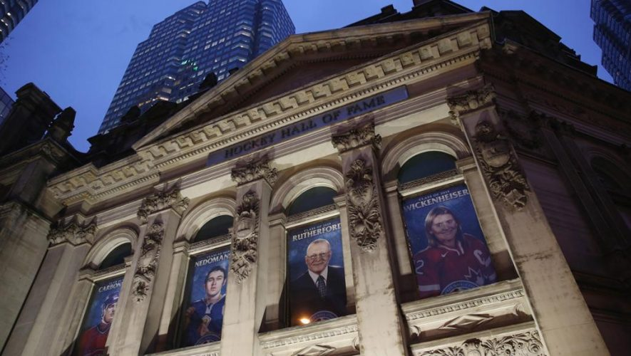 Hockey Hall of Fame to close for three weeks due to coronavirus