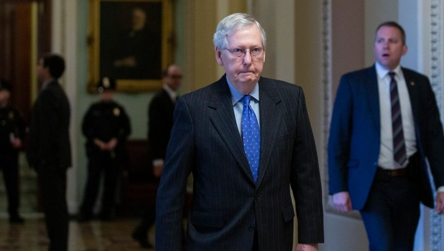 White House Reaches Deal With Lawmakers on $2 Trillion Coronavirus Stimulus Bill
