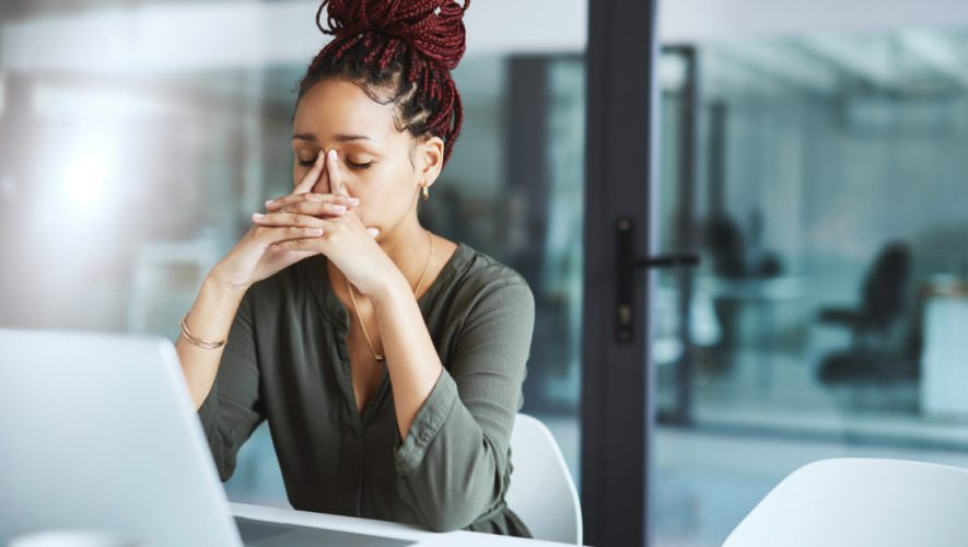 Staying present may help planners minimize stress