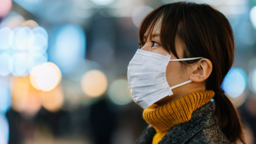 COVID-19: Surgical masks may help, but not as first line of defense