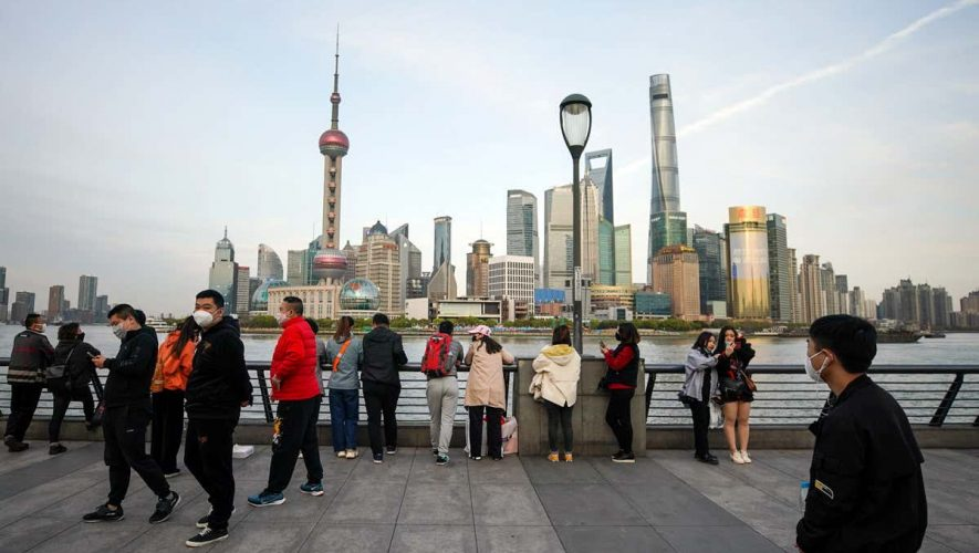 Coronavirus latest: No new deaths in China and hopes of plateau in NYC