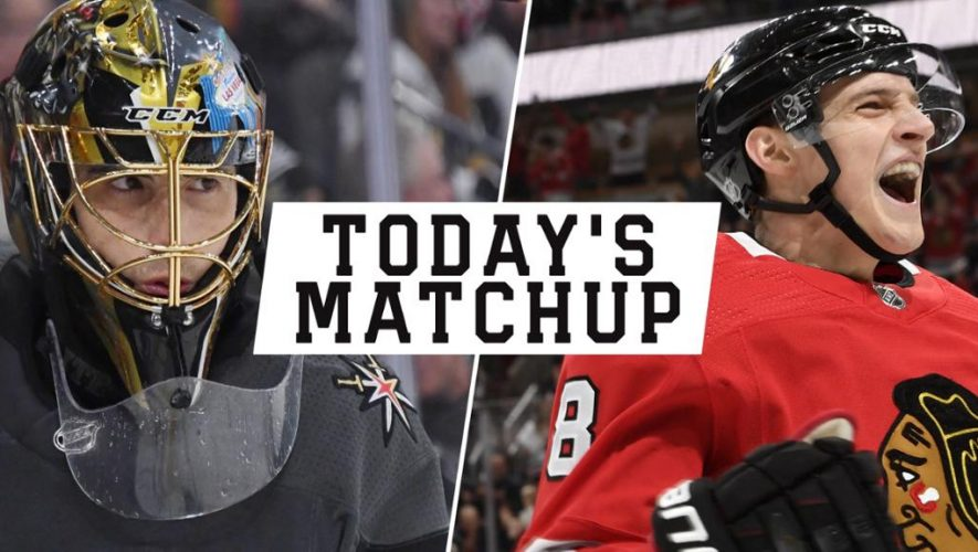 Greatest Moments of NHL Season … So Far: first round, matchup 9