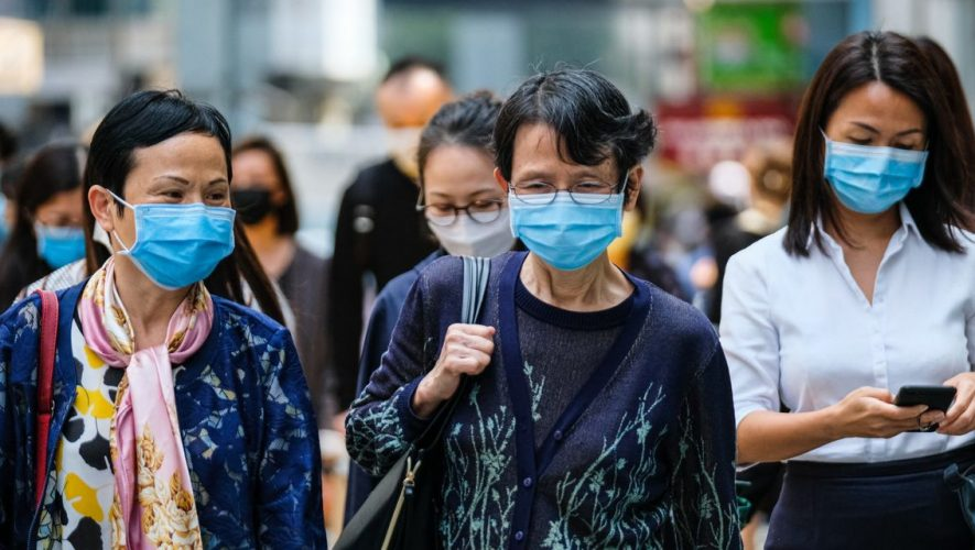 To Curb the Coronavirus, Hong Kong Shows the World Masks Work