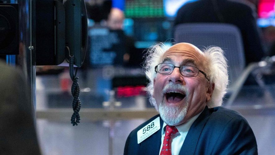 This Is Why the Dow Jones Suddenly Roared Back to Life Today