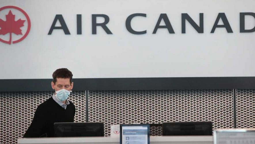 Air Canada plans to use Ottawa's emergency wage subsidy for 36,000 employees