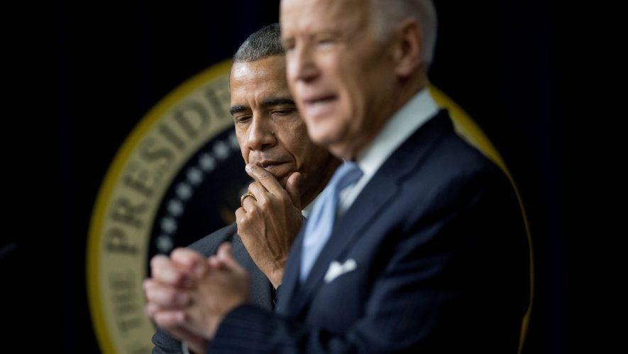 Donald Trump: It's 'weird' Obama hasn't endorsed Joe Biden
