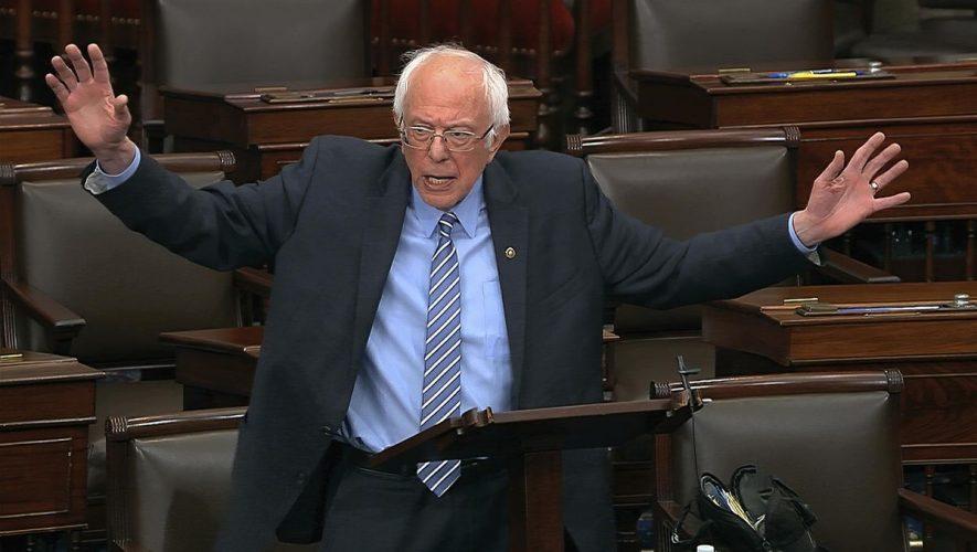 Bernie Sanders suspends his 2020 presidential bid